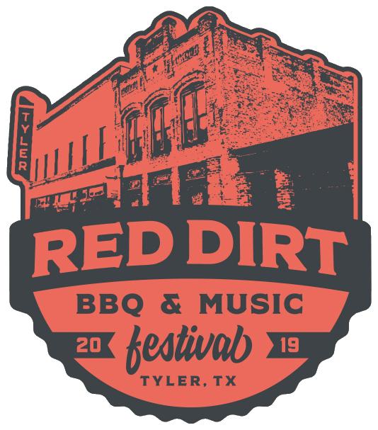 Red Dirt BBQ Festival Festival Logo