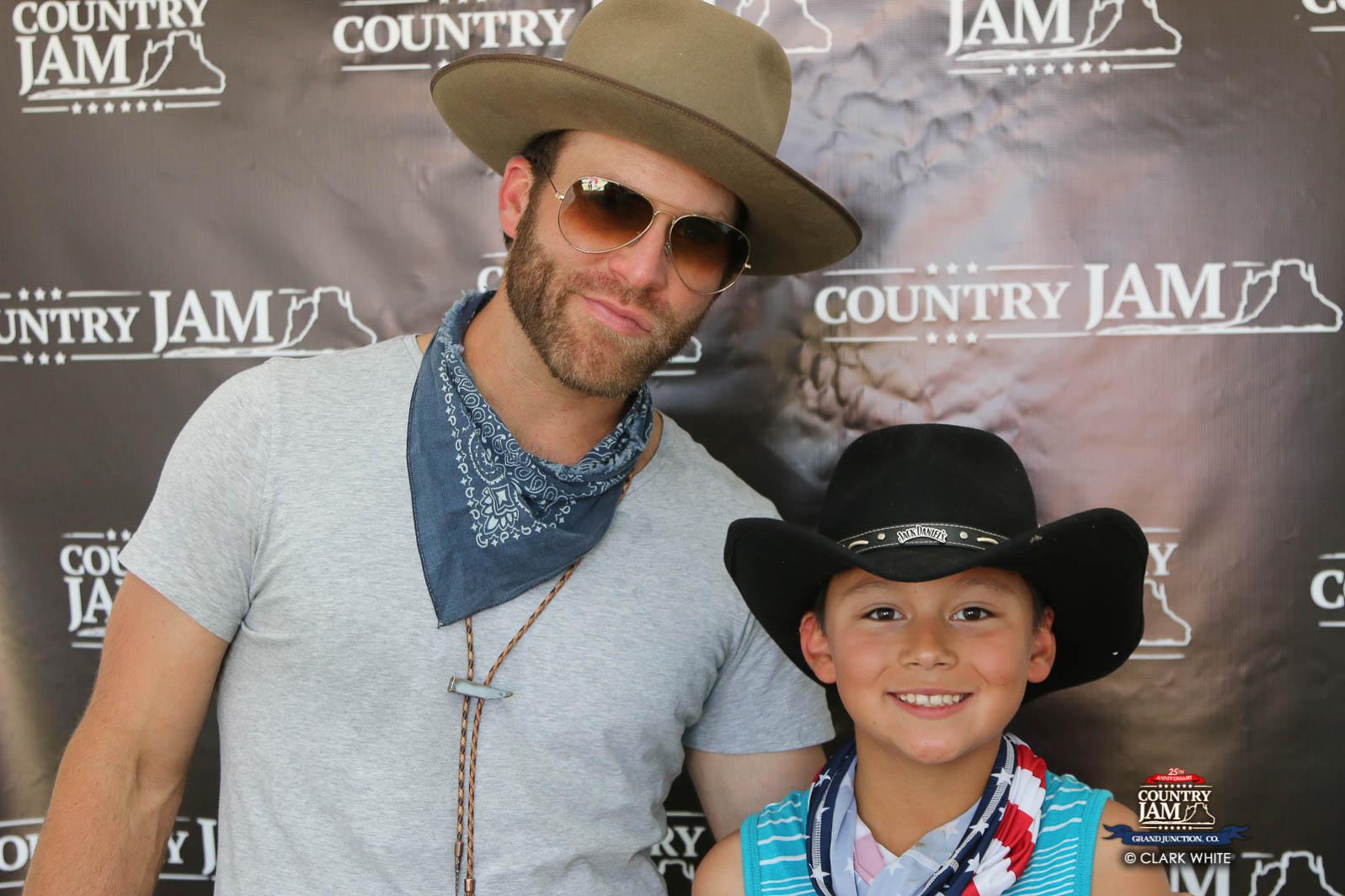 Drake White The Big Fire Meet Greet Photos At Country Jam 2016