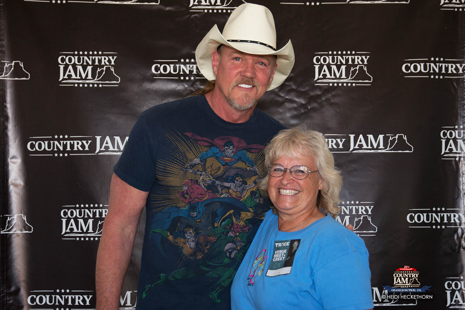Trace Adkins Meet Greet Photos At Country Jam 2016 Country Jam