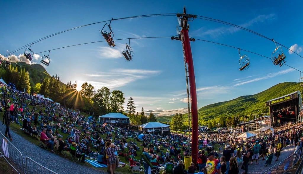 Joshua Timmermans / Mountain Jam Festival