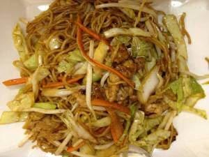 Yakisoba's Noodles