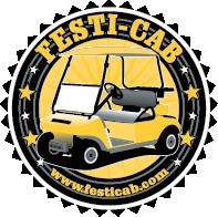 Festi Cab Service Ad design