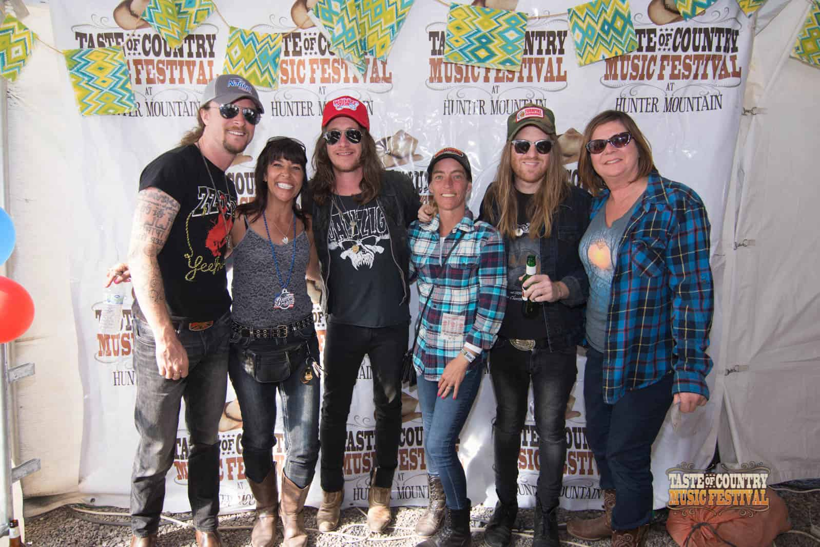 Photos Meet And Greet With The Cadillac Three Taste Of