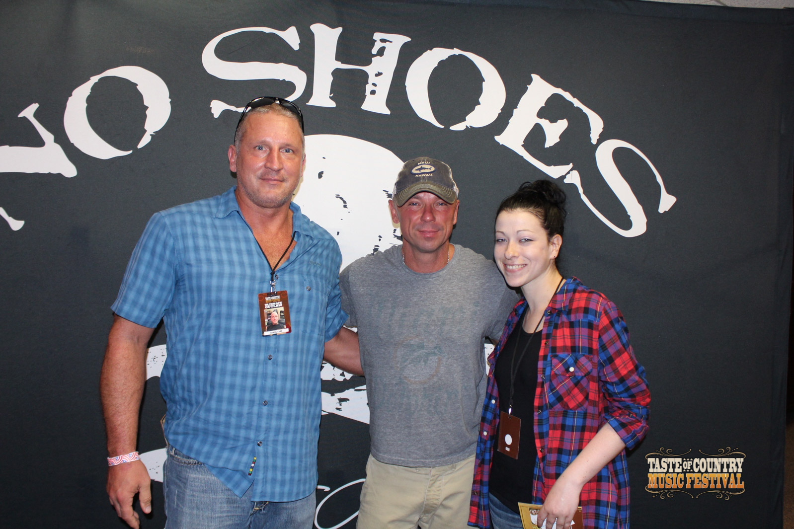 Photos Meet And Greet With Kenny Chesney Taste Of Country