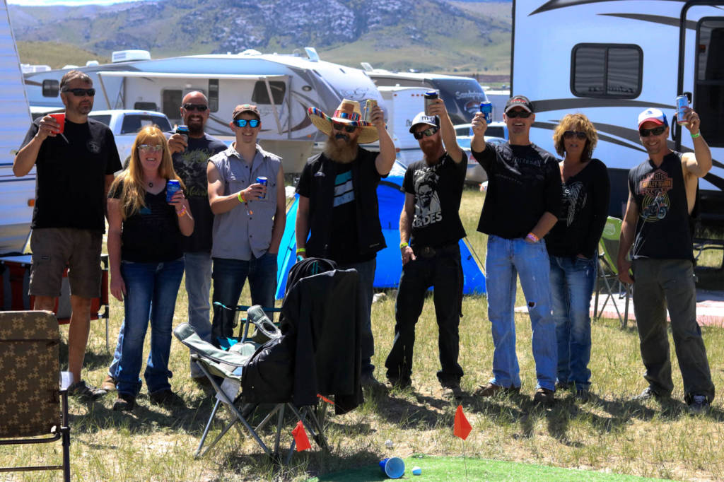 Camping Policies | Headwaters Country Jam on