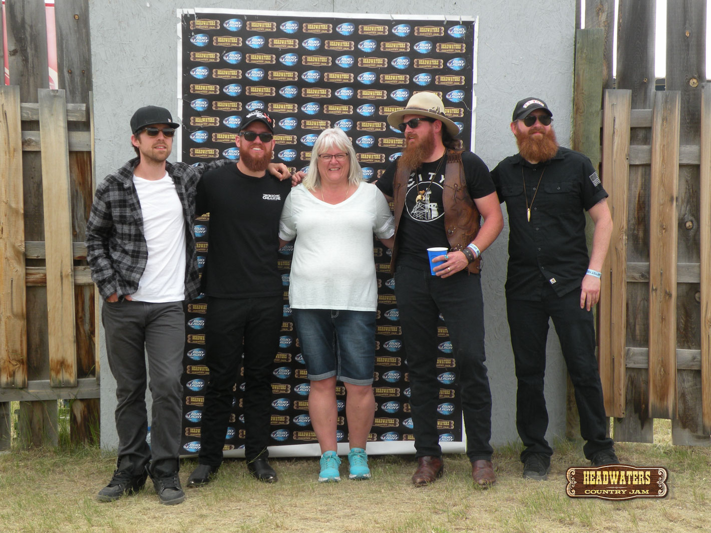 Photos Meet And Greet With Tim Montana Headwaters Country Jam