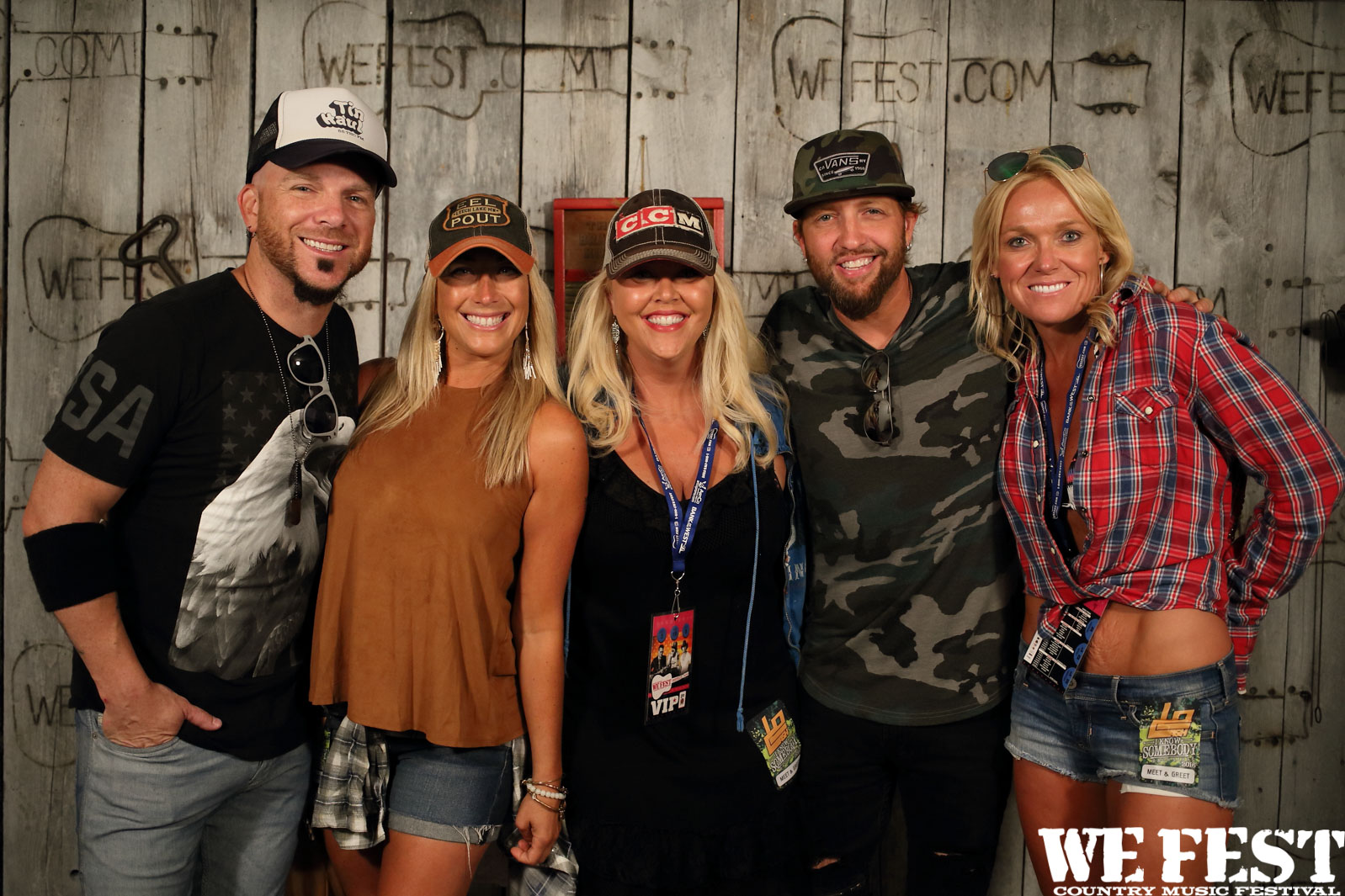 Photos locash meet and greet we fest meet and greet with locash at we fest 2016 kristyandbryce Gallery