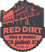 Red Dirt BBQ Festival Festival Footer Logo