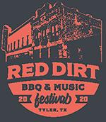 Red Dirt BBQ Festival Festival Footer Logo