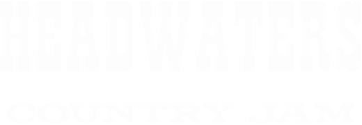 Headwaters Country Jam Festival Footer Logo