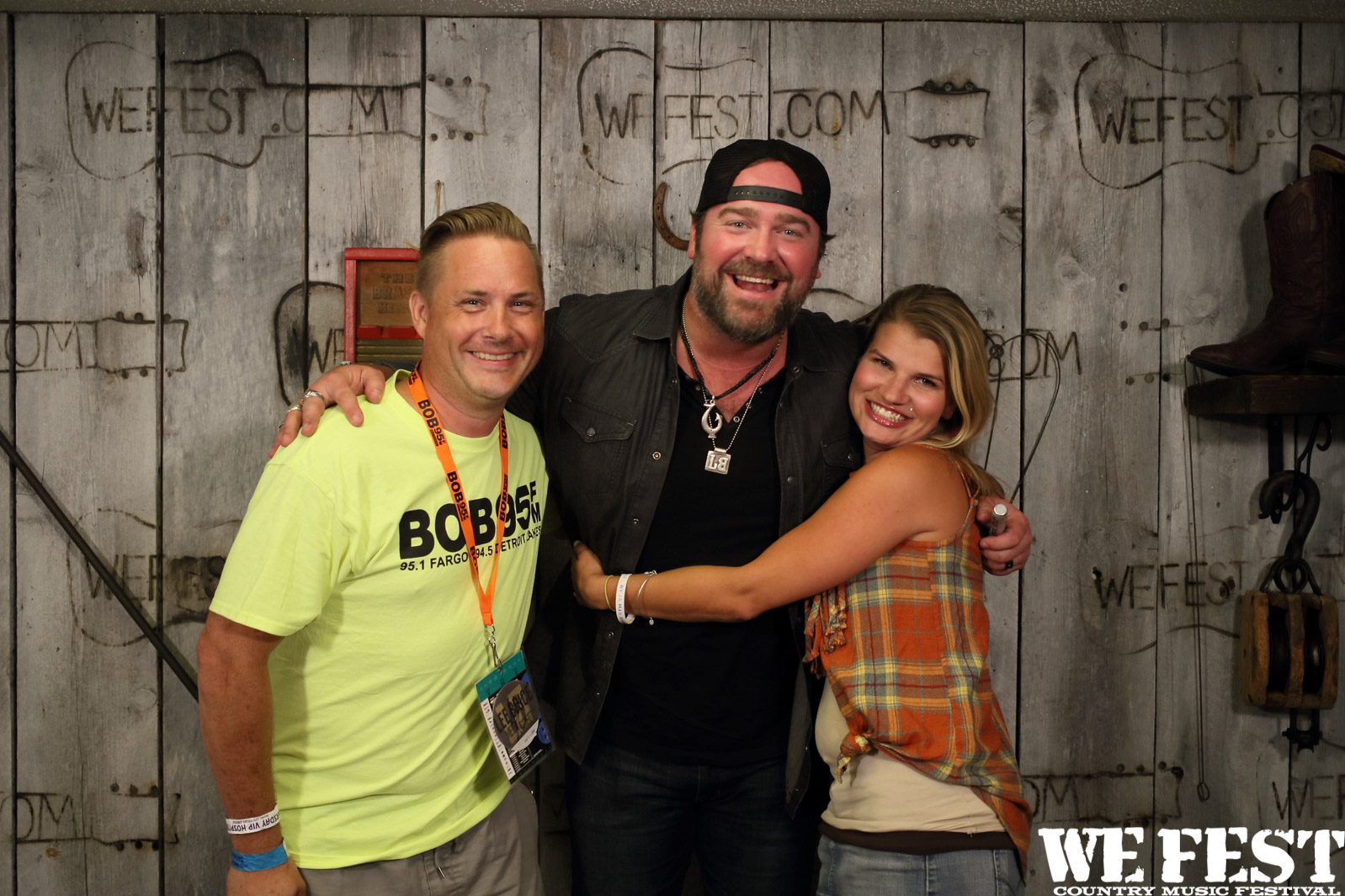 PHOTOS: Lee Brice Meet and Greet | WE Fest